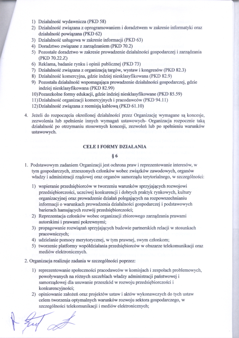 Statut str.2