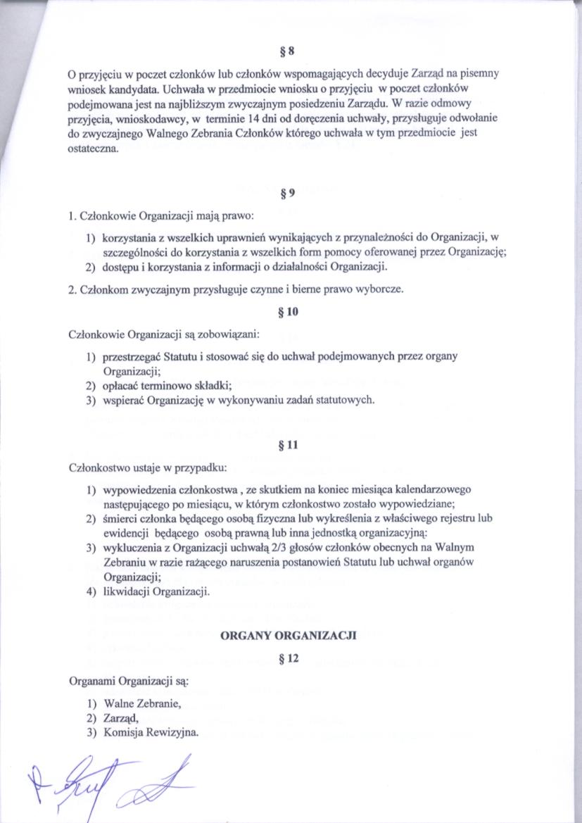Statut str.4