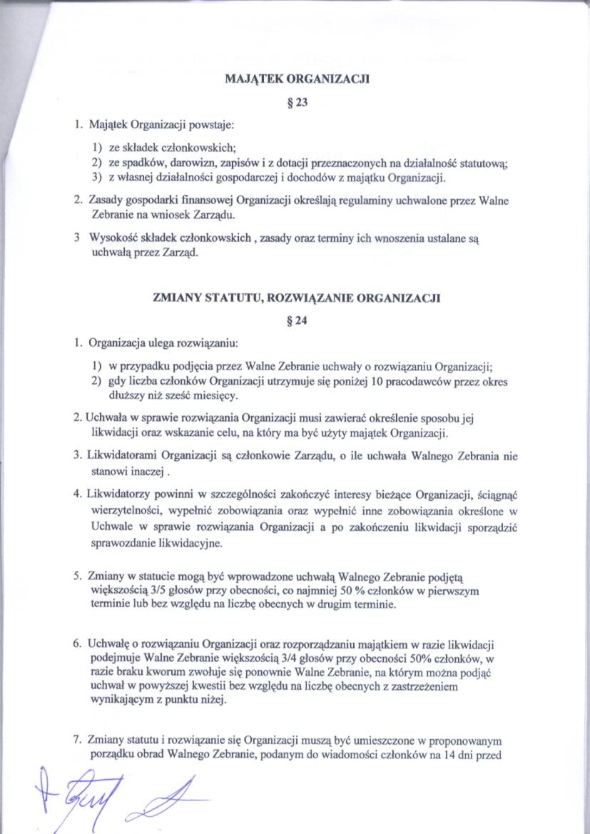 Statut str.9